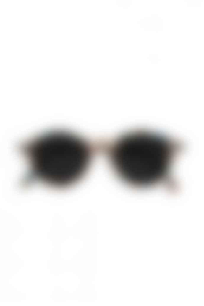 IZIPIZI Let Me See D Blue Tortoise Sun Reading Glasses