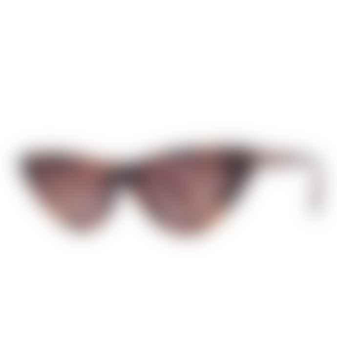 CrushEyes Hot Sauce Tortoiseshell Sunglasses