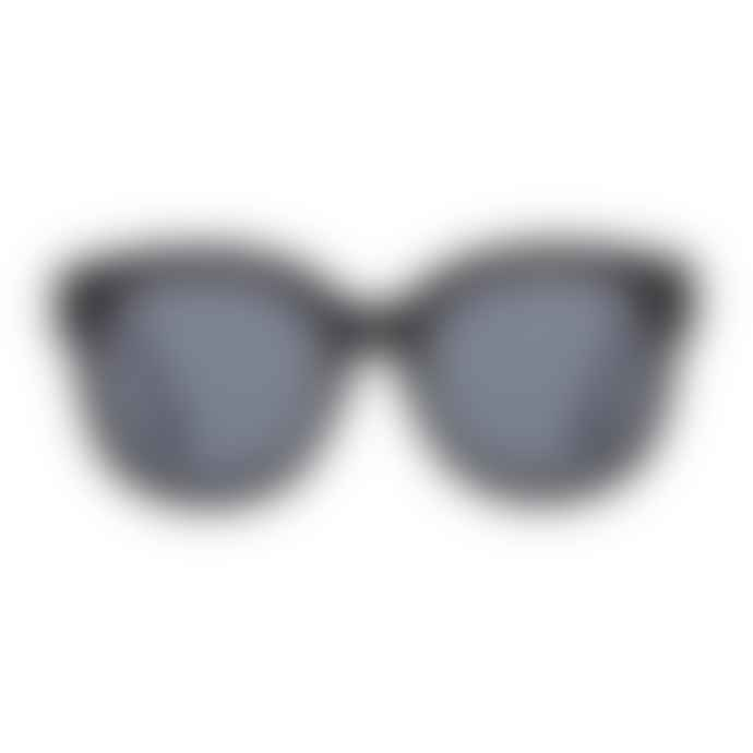 CrushEyes True Colours Classic Black Sunglasses