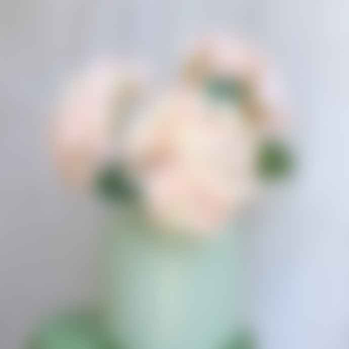 Amaranthine Blooms Lacecap Hydrangea Artificial Flowers