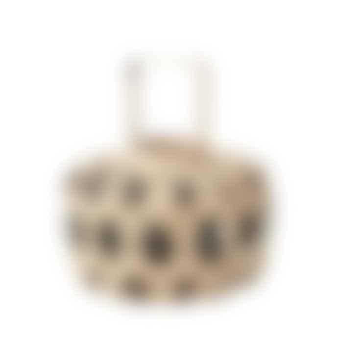 Broste Copenhagen Bamboo Lantern Crossy