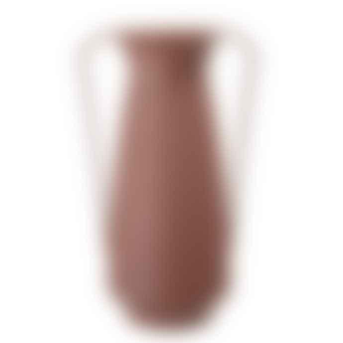 Bloomingville Metal Brown Vase