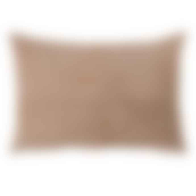 Bloomingville Suede Nature Cushion