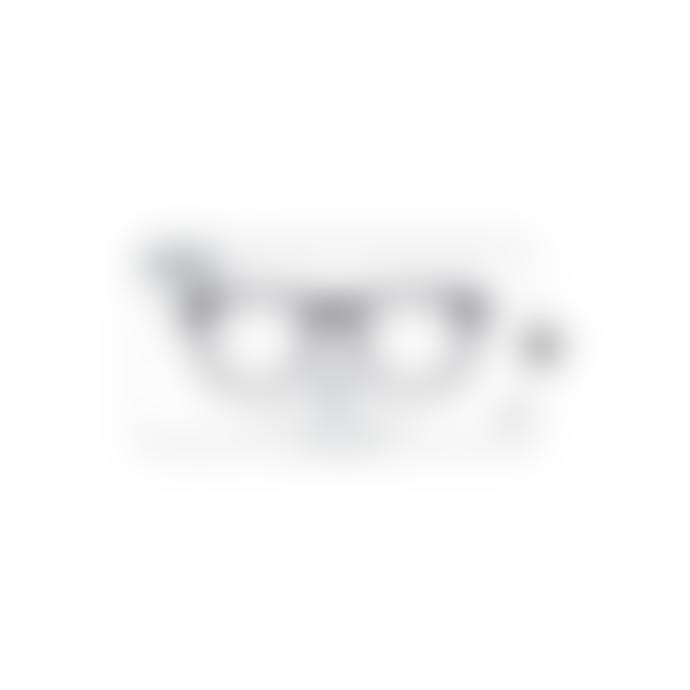 IZIPIZI LETMESEE Reading Glasses E Soft Black  3