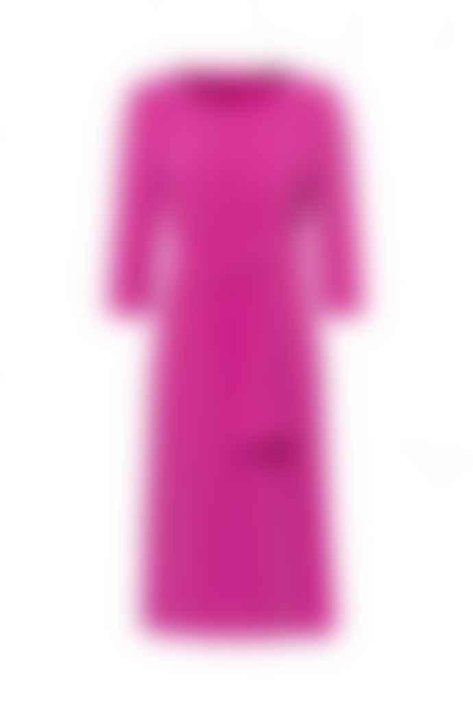 Riani Knotted Midi Dress
