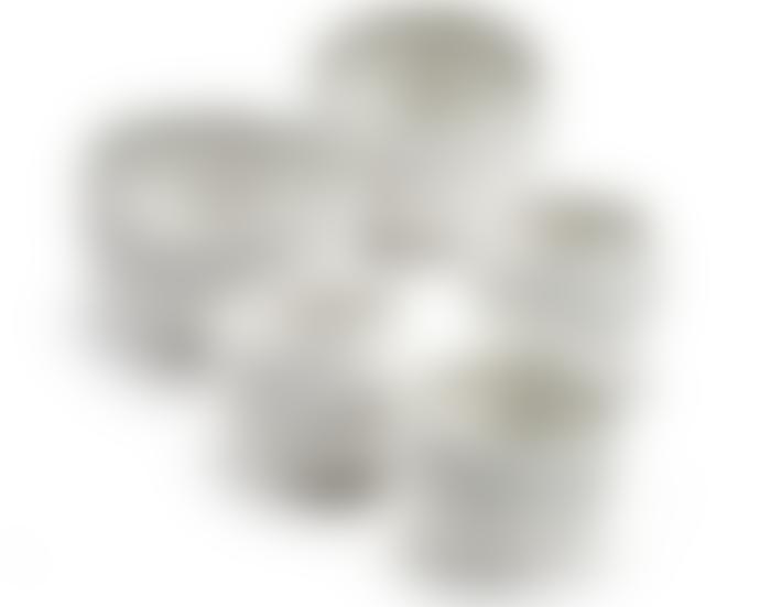 Serax White Porcelain Small Plaster Bowl