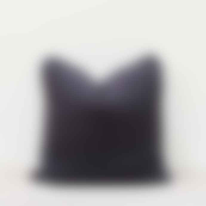 Also Home Luxury Lisbon Linen Square Cushion - 9 Colours Available