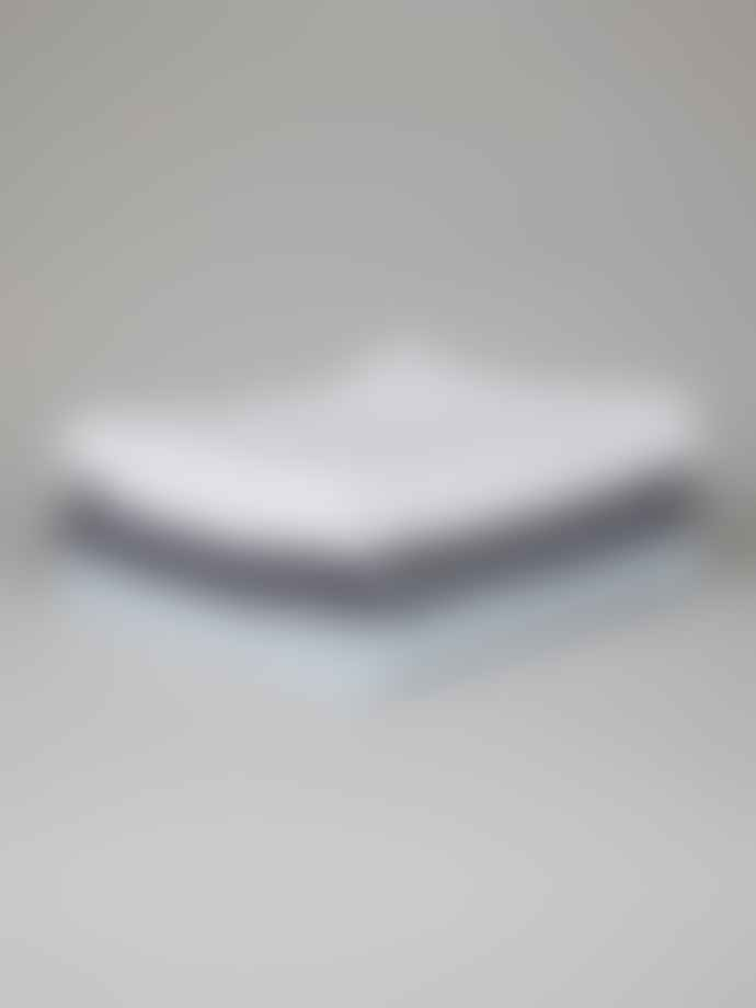 Chalk UK Medium Charcoal Cotton Towel