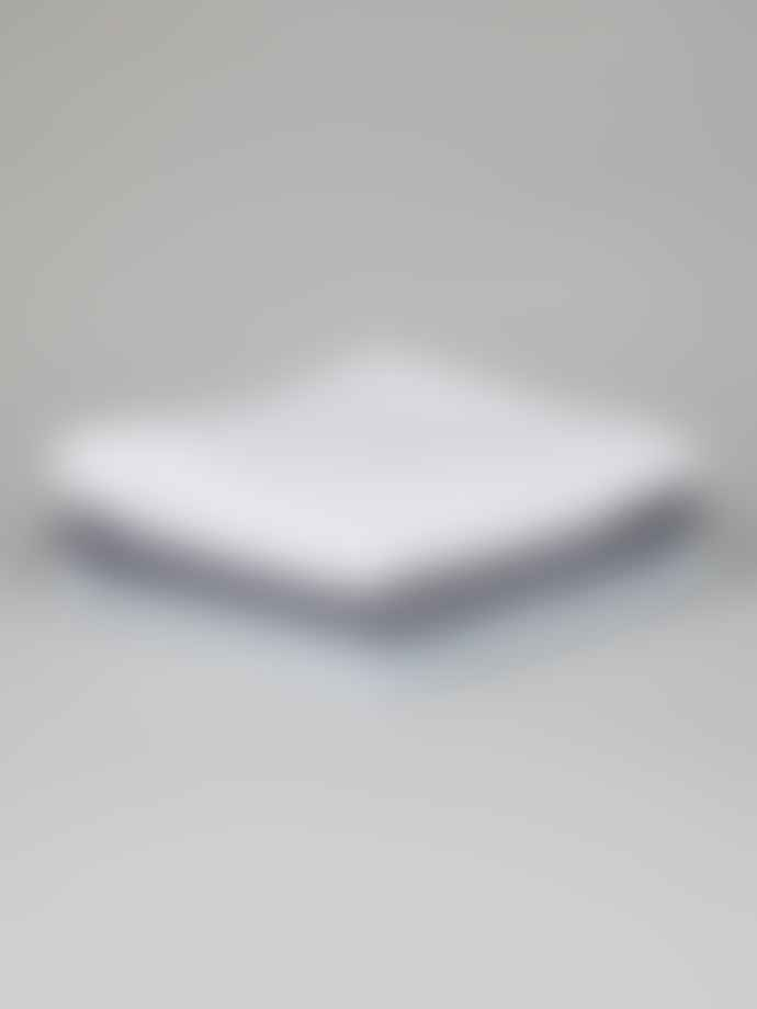 Chalk UK Small White Cotton Towel