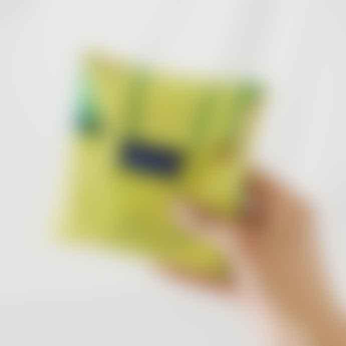 Baggu Yellow Lilly Reusable Bag