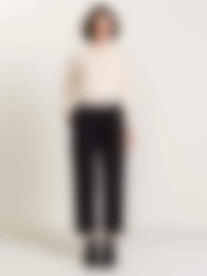 Bellerose Vlad Trouser In Black