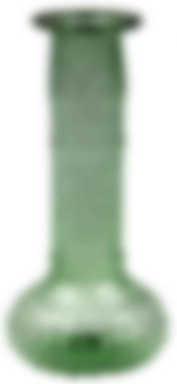 De Weldaad Vase Recycled Glass - Shamrock