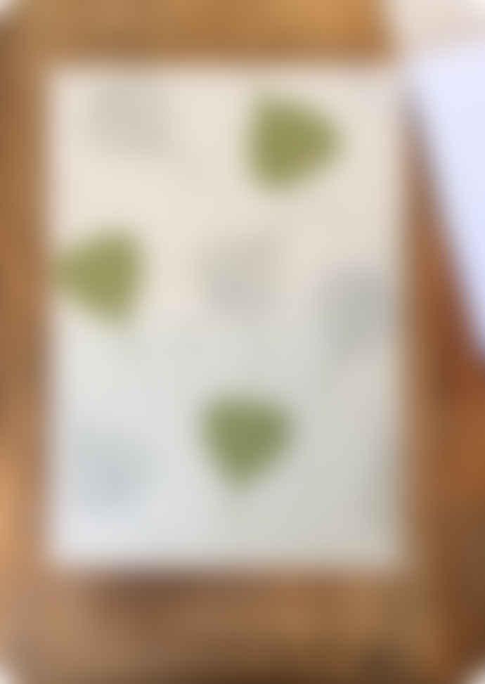 Zintenz A5 Banyan Leaf Organic Writing Pad