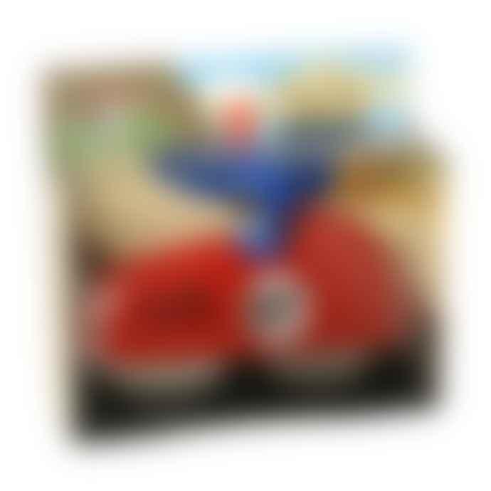 Eddingtons Racing Car Pizza Car Red