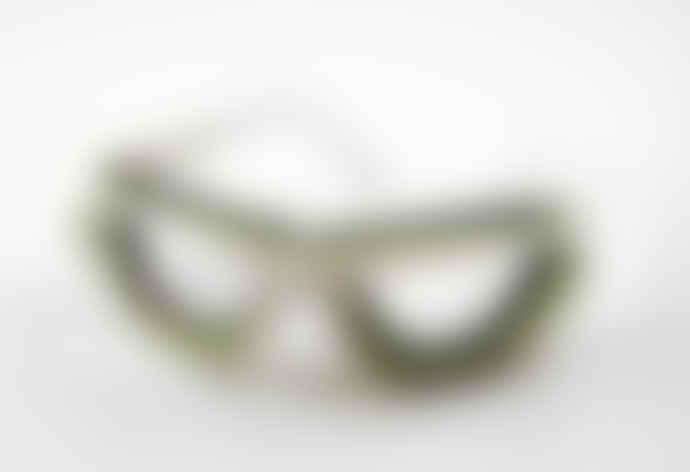 RSVP Onion Goggles White