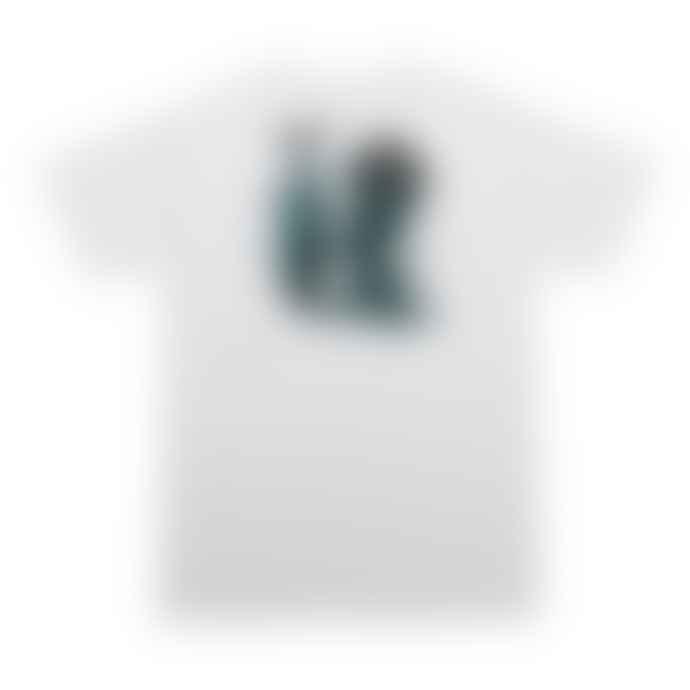 Dark Seas Afterlife Tee Shirt White
