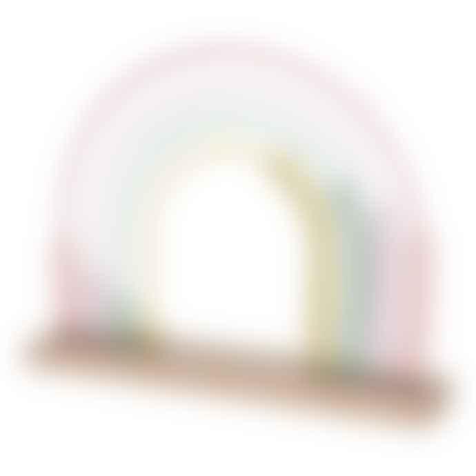 Little Dutch Rainbow Abacus Pink