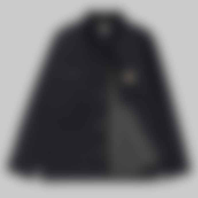 Carhartt Michigan Coat - Black (Rigid)