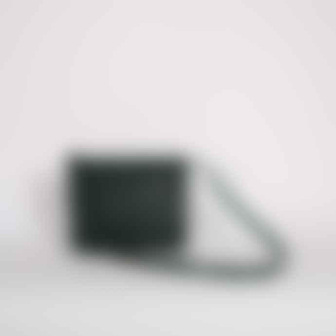 Kate Sheridan Petrol Large Tab Bag