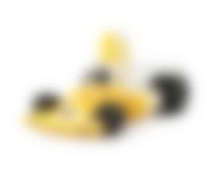 Playforever Verve Velocita Jacques - Yellow