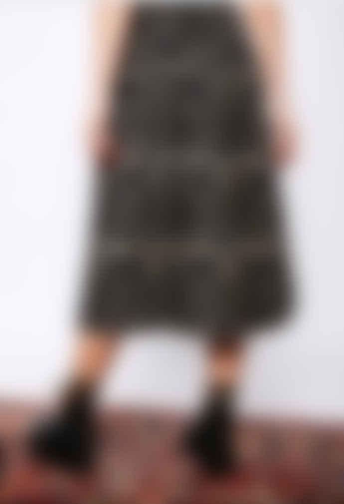 Leon & Harper Jason Leo Corduroy Skirt