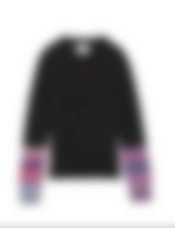 Leon & Harper Muse Rainbow Knit Jumper