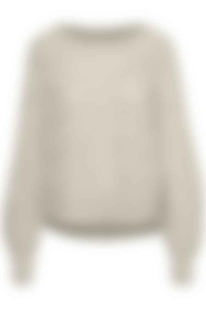 Part Two Melange Woolen Tacita Sweater
