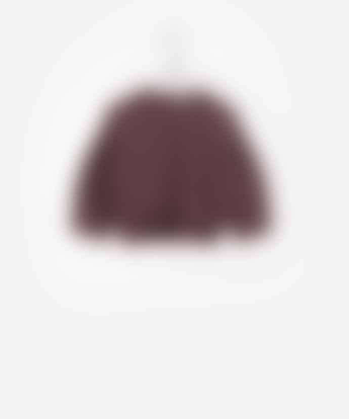 Play Up Organic Cotton Short Sweatshirt