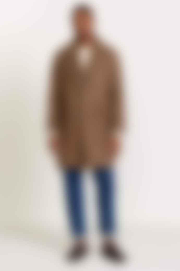 Bellerose Coop Coat In Check A