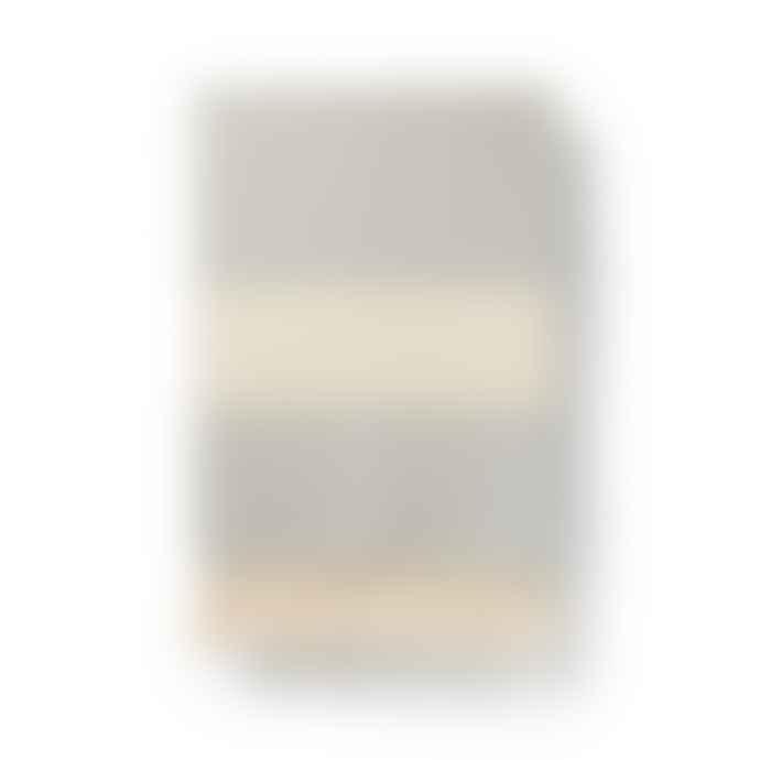Luks Linen Organic Cotton Ferah Peshtemal in Dove Grey