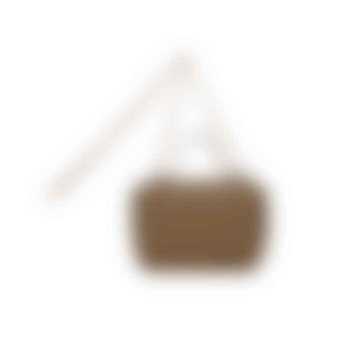 Day Birger et Mikkelsen  London Cross Body Bag in Cigarillo