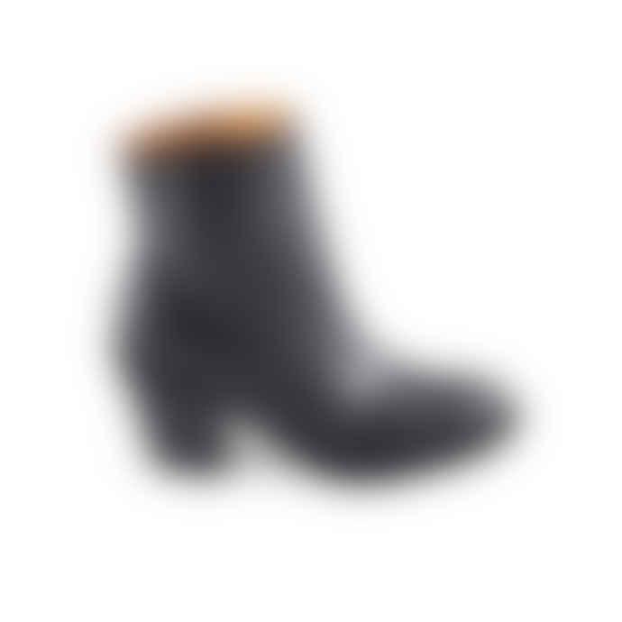 Tony Mora Palermo Negro Ankle Boots