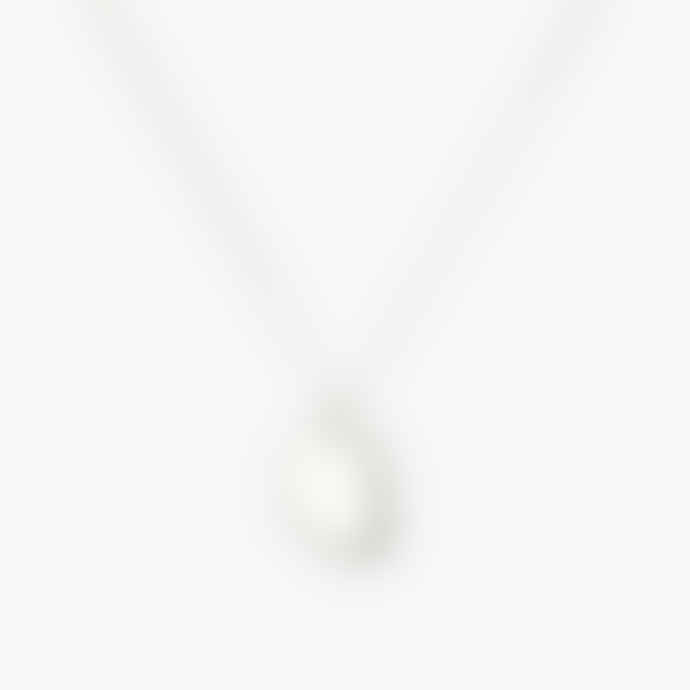 Wildthings Collectables Pebble Necklace Silver