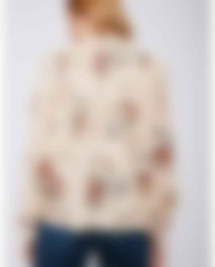 Leon & Harper Cyrus Floral Shirt