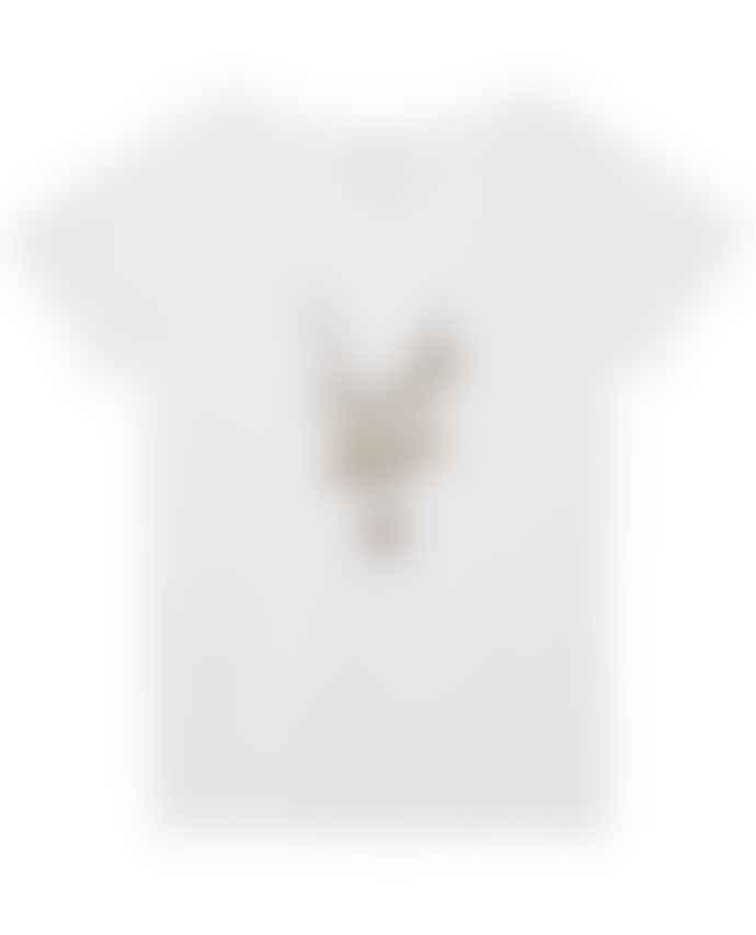Leon & Harper Ton Ton White T Shirt