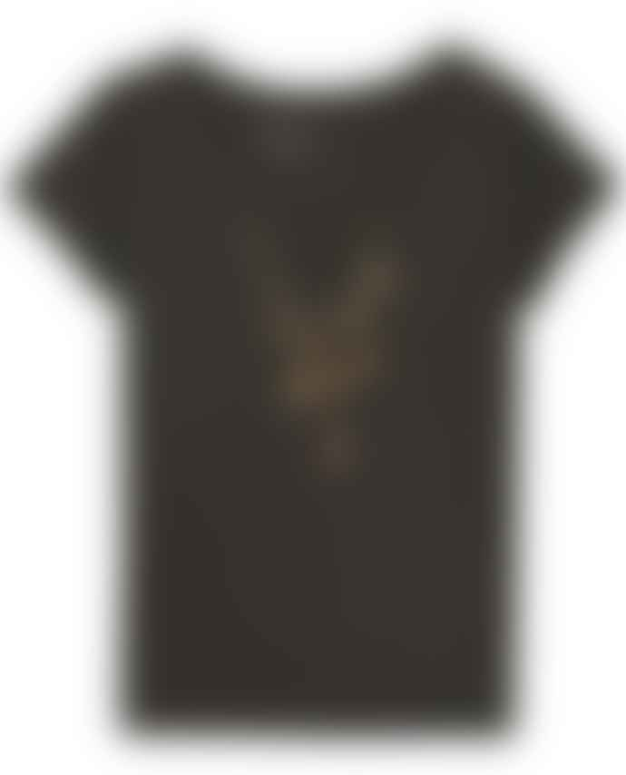 Leon & Harper Ton Ton Grey T Shirt