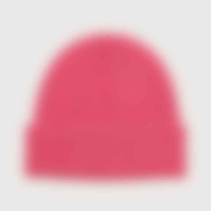 Colourful Standard Colorful Standard Raspberry Pink Merino Wool Beanie