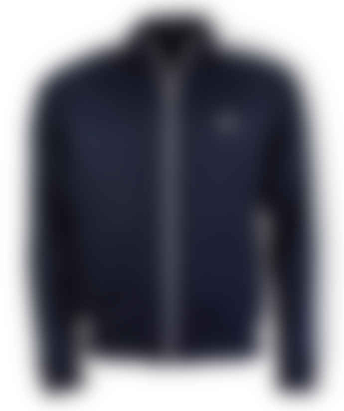 Fred Perry Carbon Blue Taped Track Jacket