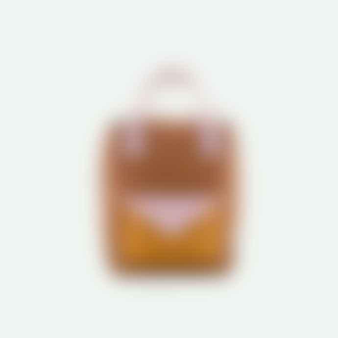 Sticky Lemon Small Caramel Fudge and Sugar Brown Envelope Backpack