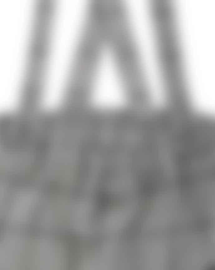 Turtledove London Jaquard Check Bracer Trouser Grey Black