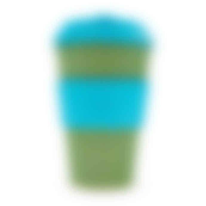 Ecoffee Cup 14oz/400ml Norweaven Reusable bamboo coffee cup