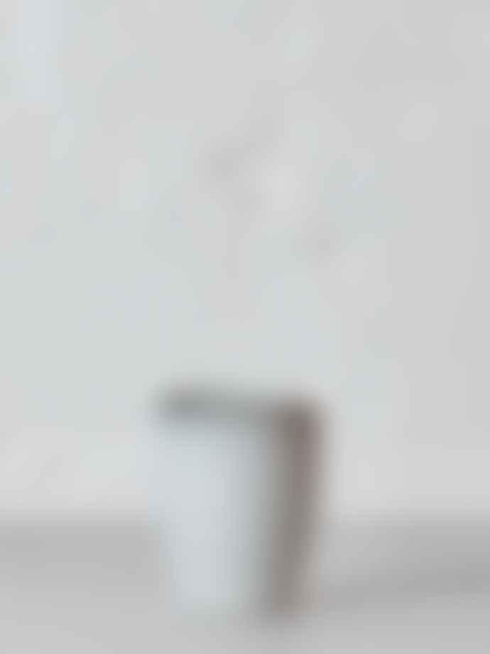 Broste Copenhagen Nordic Sand Stoneware Mug Without Handle