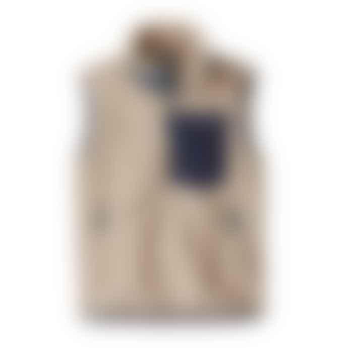 Patagonia Ms Classic Retro X Vest Natural