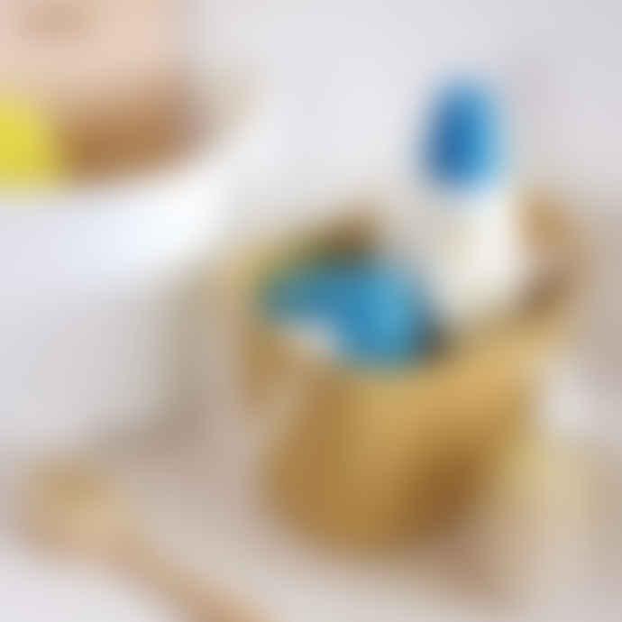 Hachiman Balcolore Storage Basket Small in White