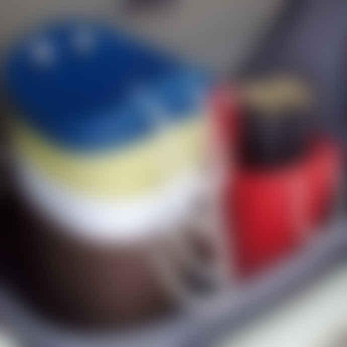 Hachiman Balcolore Storage Basket Small in Black