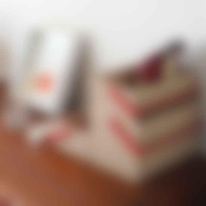 Hachiman Omnioffre Stacking Storage Box Medium in Brown/Sage