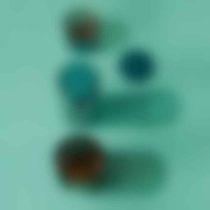 Fundamental.Berlin Titanium Coated Glass Benzin Canister Box