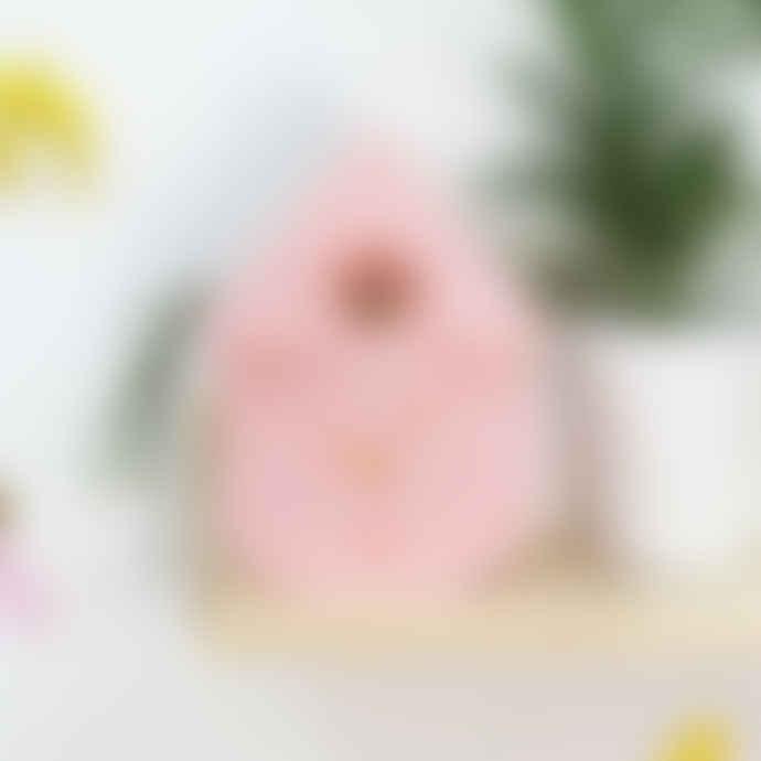Fisura Cuckoo Clock - Pink