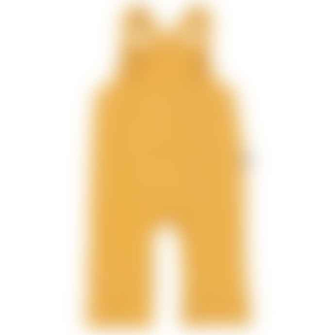 Kite  Yellow Speckle Dungarees