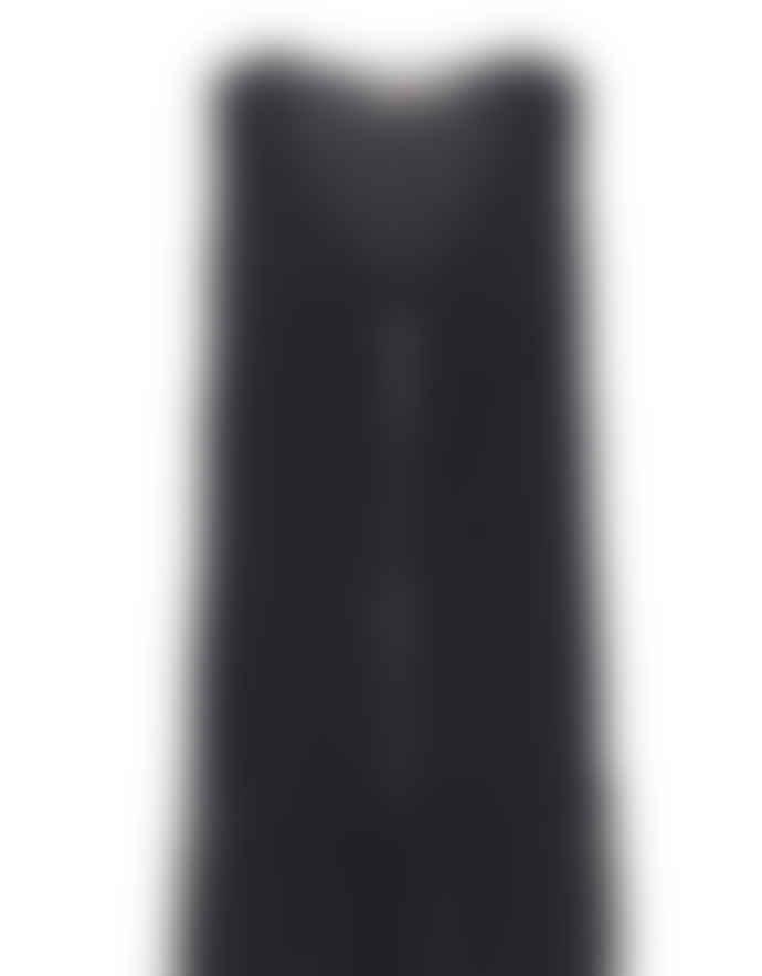 Rabens Saloner CAROLYN JUMPSUIT – CHARCOAL